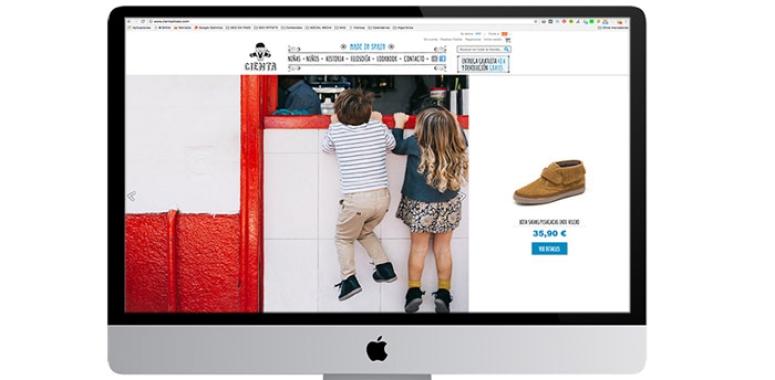 Tienda online de Cienta