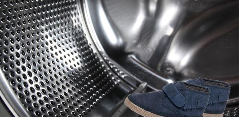 wash shoes