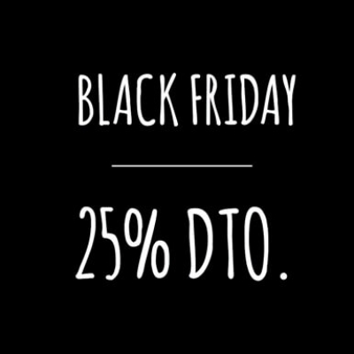 black friday Cienta